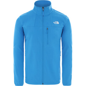 The North Face Nimble Chaqueta Hombre, clear lake blue